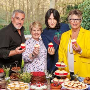 The Great British Bake Off is listed (or ranked) 20 on the list The Best Reality Shows Currently on TV