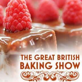 The Great British Bake Off is listed (or ranked) 2 on the list The Most Watchable Cooking Competition Shows