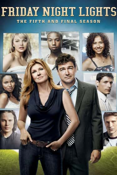 Friday Night Lights - Season 5 is listed (or ranked) 2 on the list The Best Seasons of 'Friday Night Lights'