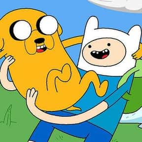 Adventure Time is listed (or ranked) 24 on the list The Best Children's Shows of All Time