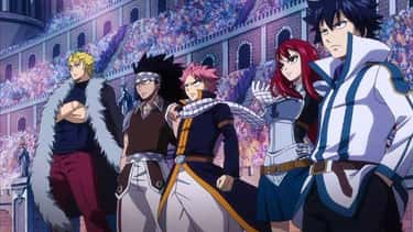 The Grand Magic Games From 'Fairy Tail'