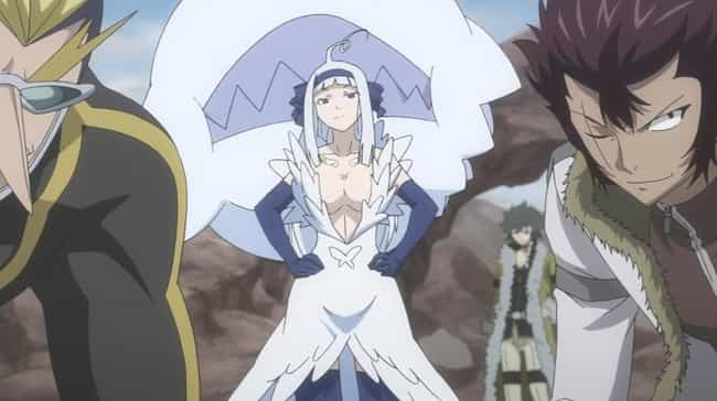 Fairy Tail is listed (or ranked) 2 on the list 13 Underrated Anime Arcs That Are Better Than You Remember