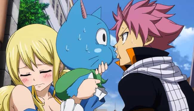 Fairy Tail is listed (or ranked) 1 on the list 13 Anime That Don't Deserve All Of The Hate