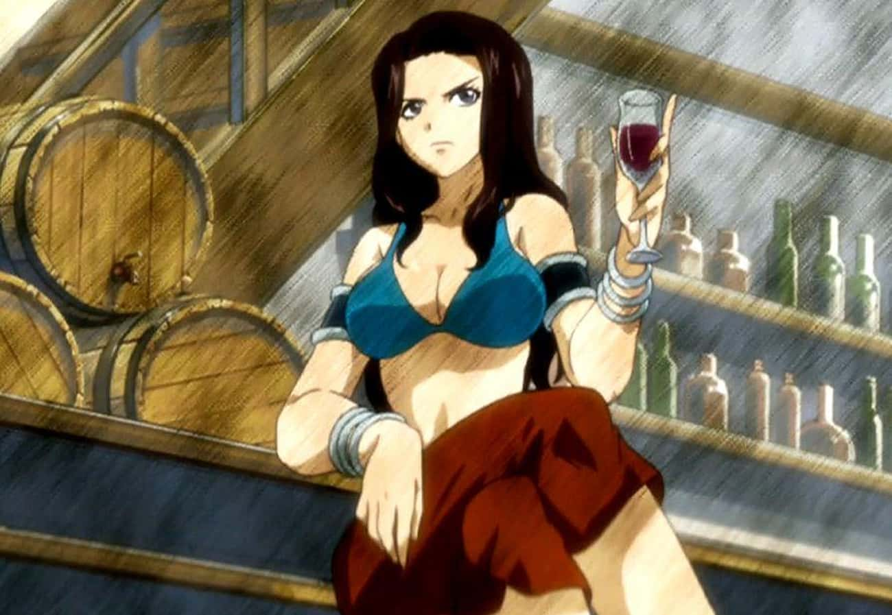 Fairy Tail is listed (or ranked) 1 on the list Anime Drinking Games To Get Your Non-Anime Friends In On The Action
