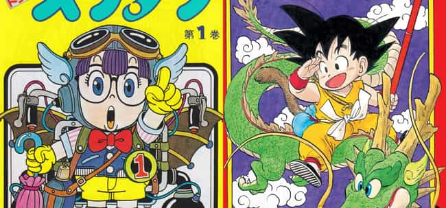 Dr. Slump is listed (or ranked) 4 on the list 11 Alternative Anime/Manga From Your Favorite Creators