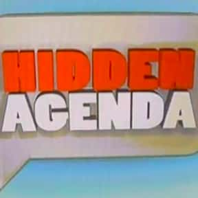 Hidden Agenda is listed (or ranked) 17 on the list Surprise! It's The Best Hidden Camera Reality Shows