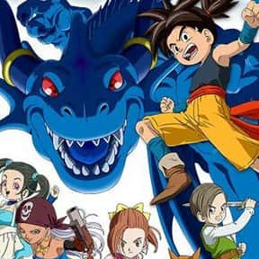 Blue Dragon is listed (or ranked) 15 on the list The Greatest Anime From Studio Pierrot