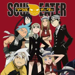 Soul Eater is listed (or ranked) 5 on the list The Best Anime Like Pandora Hearts
