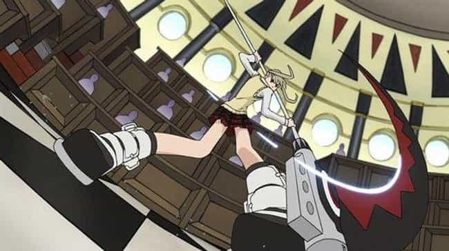 Soul Eater is listed (or ranked) 4 on the list The Best Anime Like My Hero Academia