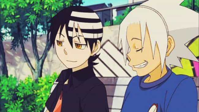 Soul Eater is listed (or ranked) 4 on the list 15 Anime Fans of Harry Potter Will Enjoy