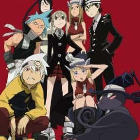 Soul Eater is listed (or ranked) 9 on the list The Best Anime to Watch While You're Stoned