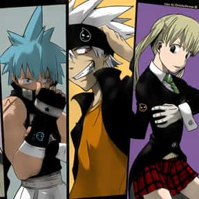 Soul Eater is listed (or ranked) 21 on the list The Best Anime Series of All Time