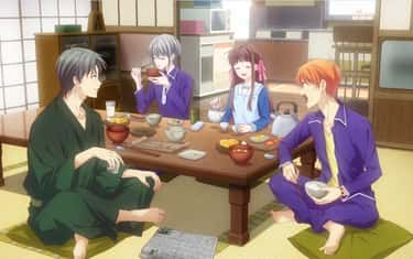 Fruits Basket is listed (or ranked) 2 on the list 12 Exciting New Romance Anime Coming In 2019