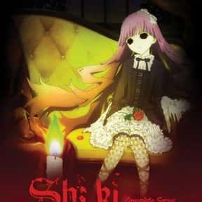 Shiki is listed (or ranked) 4 on the list The Top Horror Anime of All Time