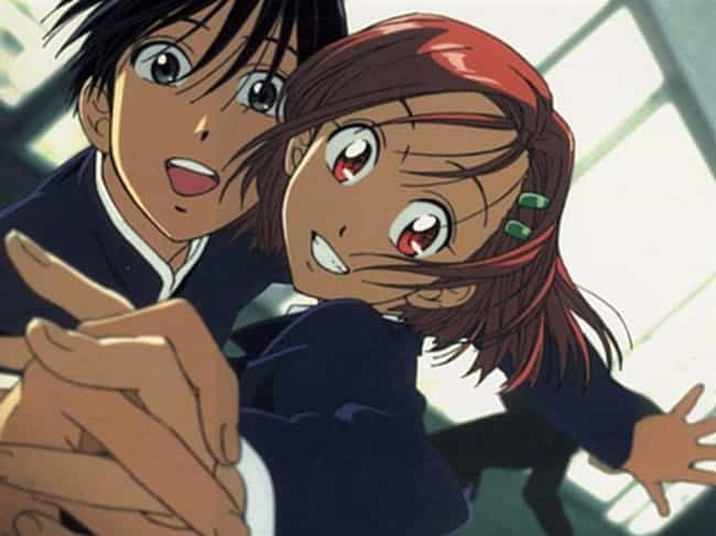 His and Her Circumstances is listed (or ranked) 3 on the list Underrated '90s Anime You Probably Haven't Seen