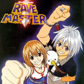 Rave Master is listed (or ranked) 8 on the list The Best Anime Like Fairy Tail