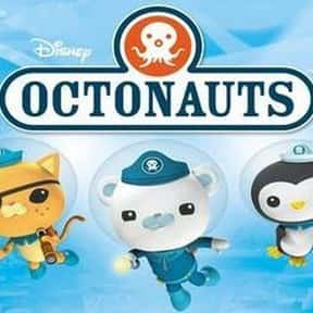 The Octonauts is listed (or ranked) 25 on the list The Best Animated Shows On Netflix