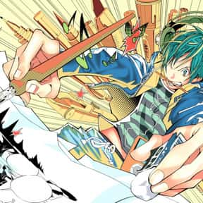 Bakuman. is listed (or ranked) 21 on the list The Best Anime Like Nana
