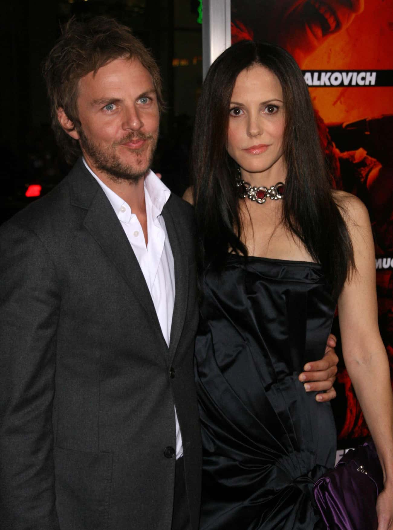 Charlie Mars is listed (or ranked) 1 on the list Men Who Mary-Louise Parker Has Dated