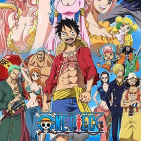 One Piece is listed (or ranked) 24 on the list The Best Anime on Crunchyroll