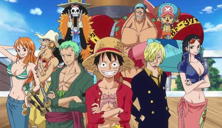 The Straw Hats Train For Two Years In 'One Piece'