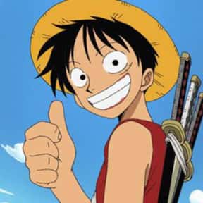 One Piece is listed (or ranked) 8 on the list The Funniest Anime Shows Ever Made