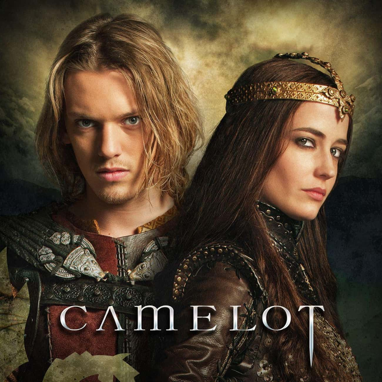 Camelot is listed (or ranked) 4 on the list What To Watch If You Love 'Sanditon'
