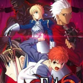 Fate/Stay Night is listed (or ranked) 12 on the list The 100+ Best Anime Streaming On Hulu