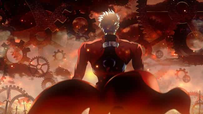 Fate/stay night is listed (or ranked) 4 on the list The 14 Best 'Battle Royale' Moments in Anime History