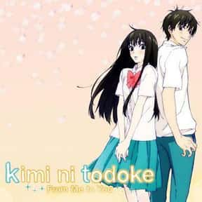 Kimi Ni Todoke: From Me to You is listed (or ranked) 9 on the list The Best Romance Anime on Hulu