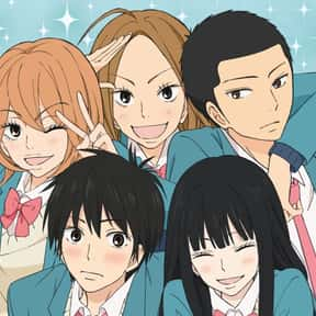 Kimi ni Todoke is listed (or ranked) 16 on the list The Best Anime Like Golden Time