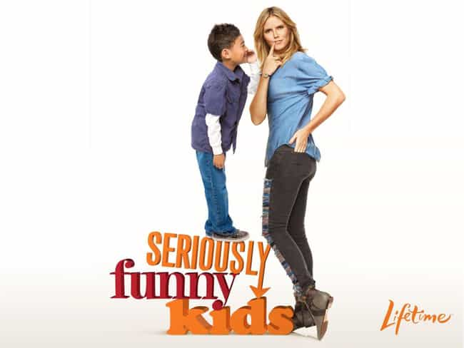 Seriously Funny Kids is listed (or ranked) 4 on the list The Best Heidi Klum Shows