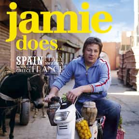 Jamie's Food Escapes is listed (or ranked) 19 on the list The Best Travel Documentary TV Shows