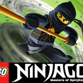 Lego Ninjago: Masters of Spinj is listed (or ranked) 23 on the list The Best Animated Shows On Netflix