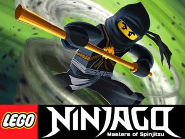Lego Ninjago: Masters of Spinj... is listed (or ranked) 1 on the list The Best LEGO TV Shows Ever Made
