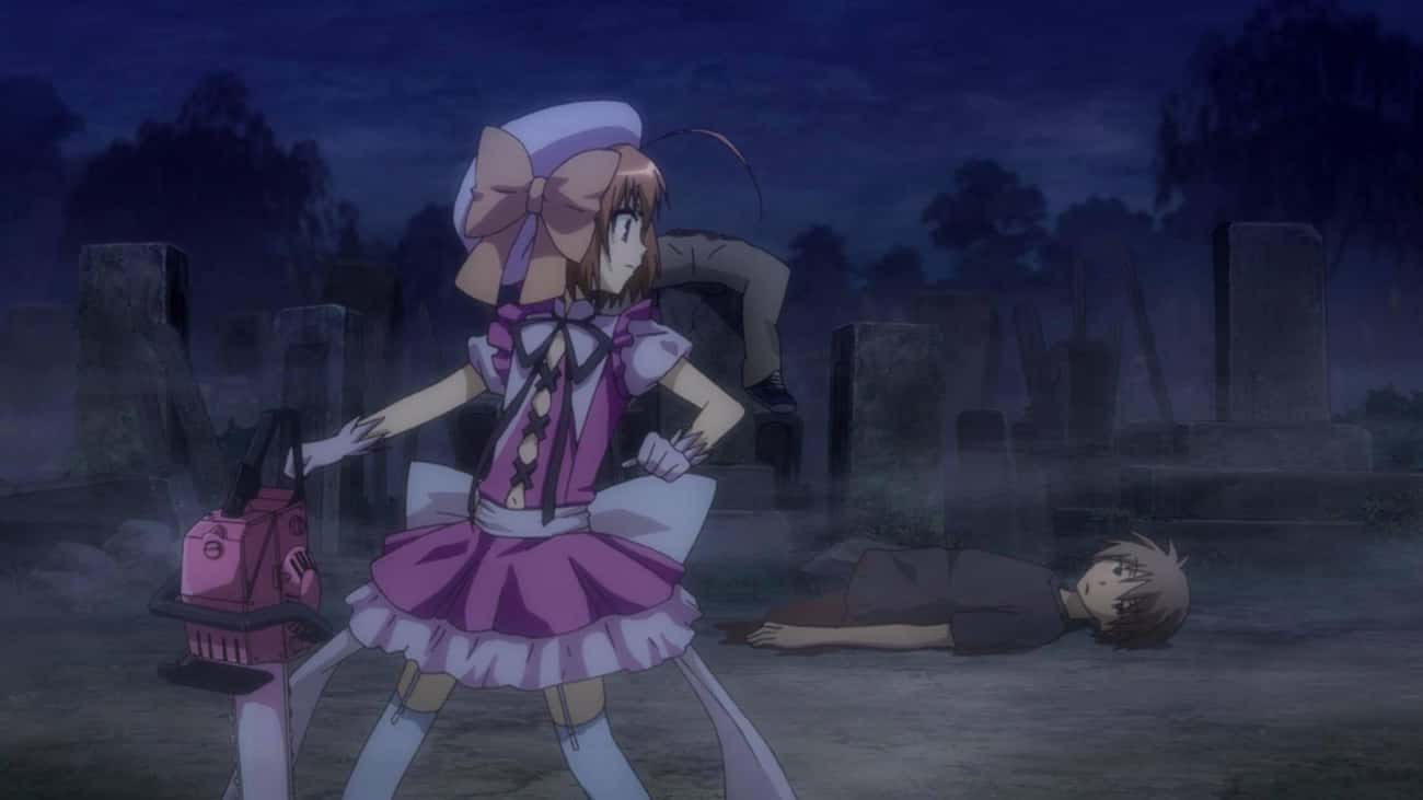Is This a Zombie? is listed (or ranked) 4 on the list The 13 Best Anime Like Baka and Test