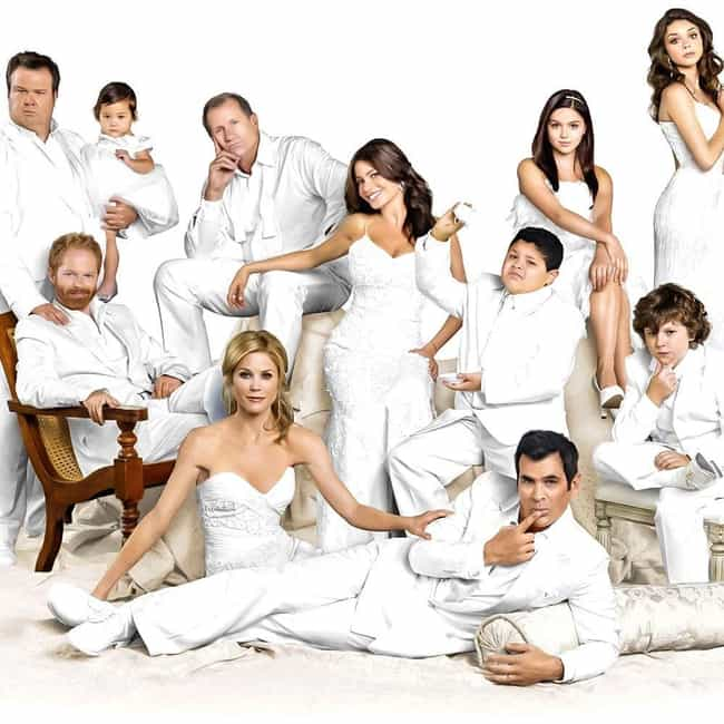 Modern Family - Season 2... is listed (or ranked) 1 on the list The Best Seasons of 'Modern Family'