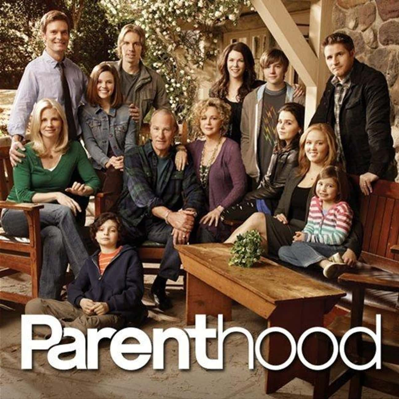 Parenthood is listed (or ranked) 3 on the list What to Watch If You Love 'Friday Night Lights'
