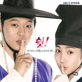 Sungkyunkwan Scandal is listed (or ranked) 24 on the list The Best Historical KDramas Of All Time
