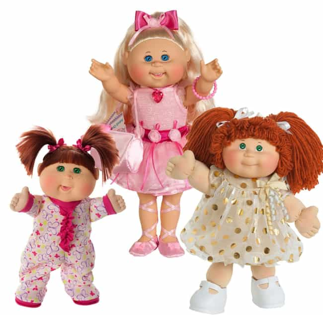 Cabbage Patch kids is listed (or ranked) 2 on the list 10 Toys That Ended Up Being Incredibly Dangerous