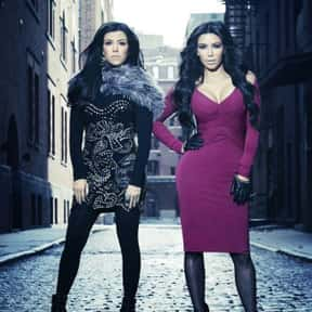 Kourtney and Kim Take New York is listed (or ranked) 17 on the list The Best E! TV Shows