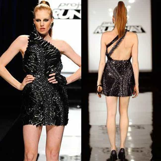 It's a Party is listed (or ranked) 3 on the list The Best Project Runway Unconventional Materials Episodes