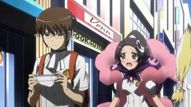 The World God Only Knows is listed (or ranked) 2 on the list The Best Anime Like AMAZING STRANGER