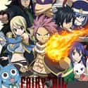 Fairy Tail is listed (or ranked) 18 on the list The Best Anime Streaming on Netflix