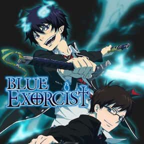 Blue Exorcist is listed (or ranked) 15 on the list The Best English-Dubbed Anime on Netflix