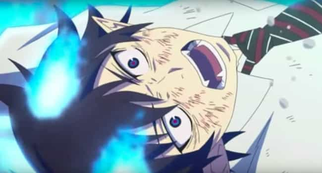 Blue Exorcist is listed (or ranked) 5 on the list 14 Beloved Anime With Terrible Finales