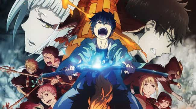 Blue Exorcist is listed (or ranked) 4 on the list The 13 Best Anime Like Inuyasha