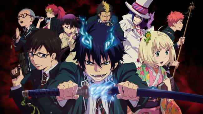 Blue Exorcist is listed (or ranked) 4 on the list The 13 Best Anime Like 'Black Clover'