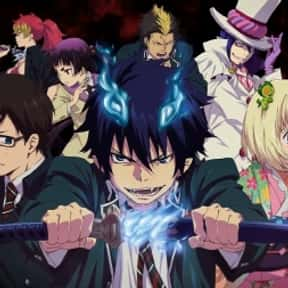 Blue Exorcist is listed (or ranked) 19 on the list The Most Popular Anime Right Now