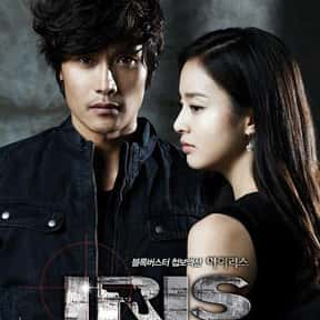 Iris is listed (or ranked) 19 on the list The Best Action Drama Series Ever Made